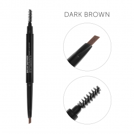 Mechanical eyebrow pencil with brush Brow Definer