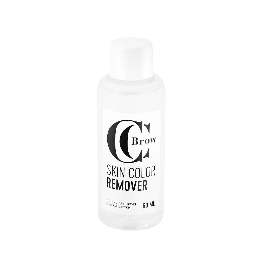 Skin color remover, CC Brow, 60ml.