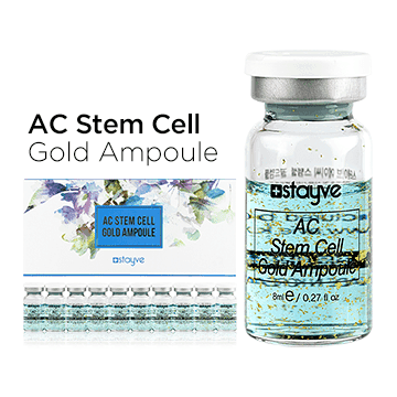 Stayve BB Glow MESO AC Stem Cell Gold Ampoule x 10