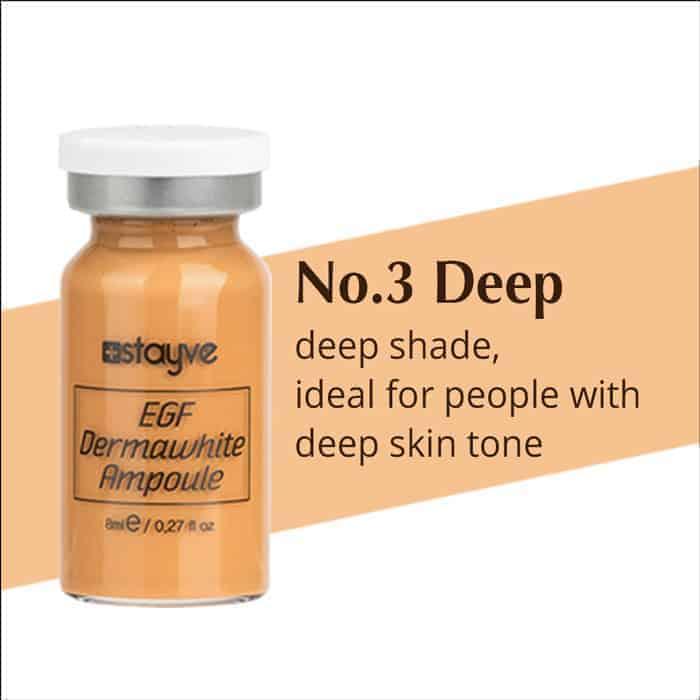 Bb glow treatment supplies