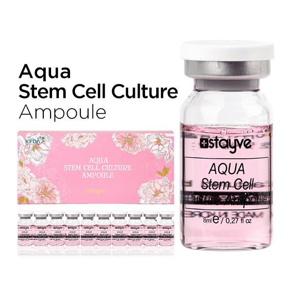 Stayve BB Glow MESO AQUA Steam Cell Culture Ampoule x 10