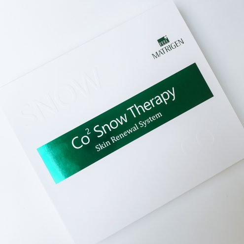 Matrigen CO2 Snow Therapy Kit