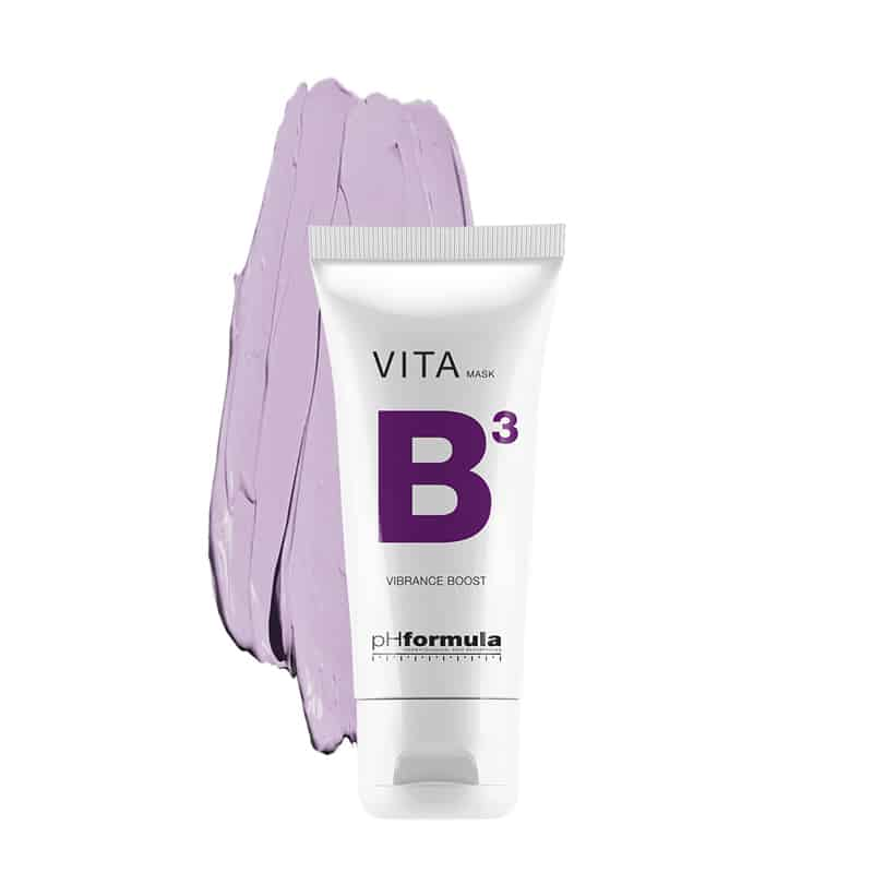 pHformula VITA mask B3 vibrance boost